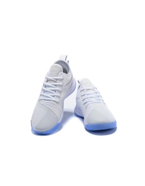 Nike Lebron Witness 3 White/Metallic Silver For Sa...