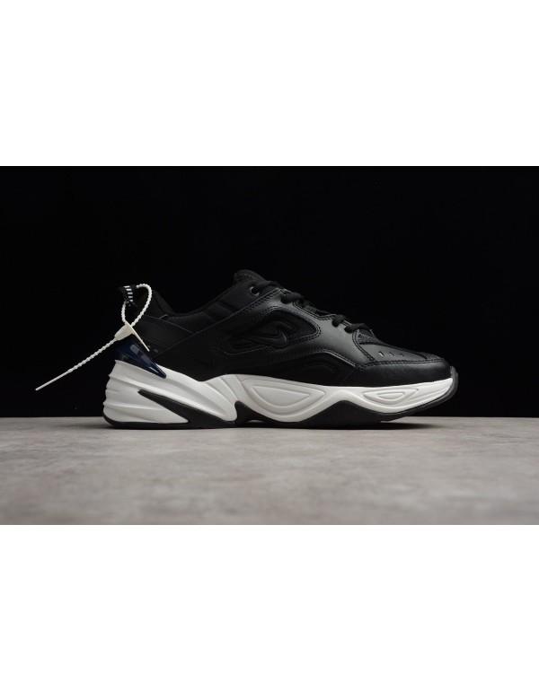 Nike M2K Tekno Black/Off White-Obsidian Dad Shoes ...