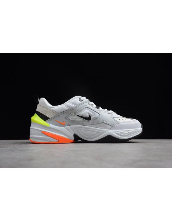 Nike M2K Tekno Pure Platinum/Black-Sail-White AV47...