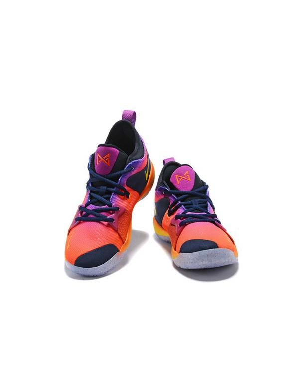 Men's Nike PG 2 Summer Basketball Shoes For Sale