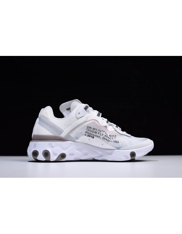 2018 Off-White x Undercover x Nike React Element 8...