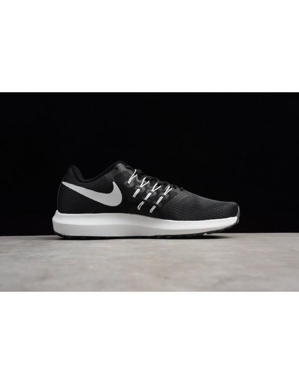 Nike Run Swift Black/White-Dark Grey Running Shoes...