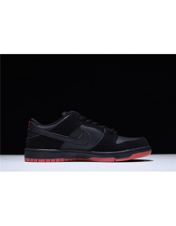 Jeff Staple x Nike SB Dunk Low Trd QS Black Pigeon...
