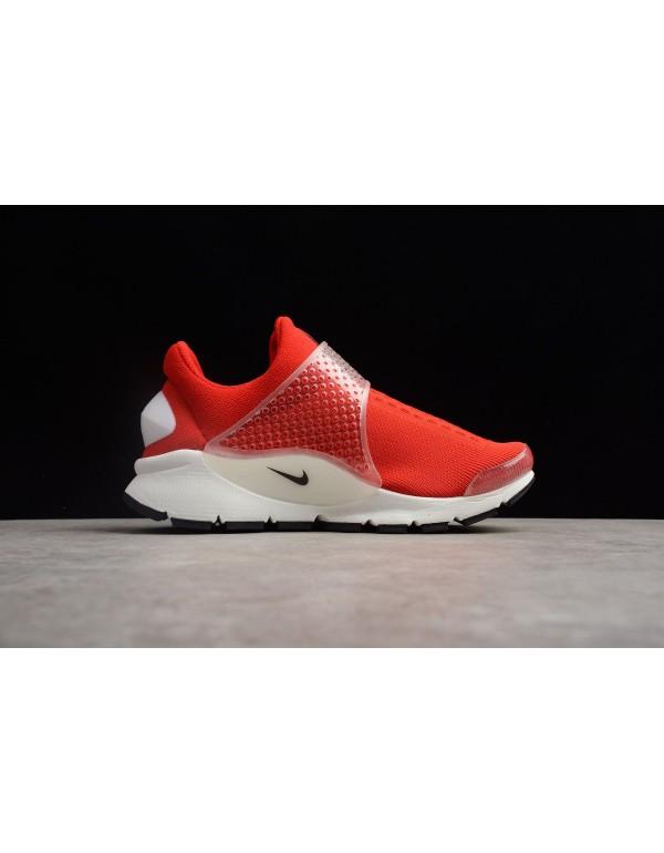 Nike Sock Dart Gym Red/Black-White 819686-601 Free...