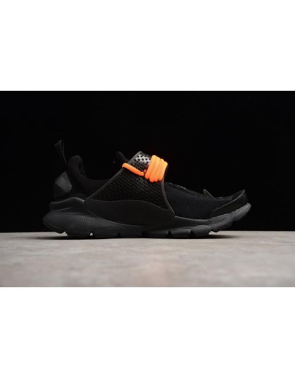Cheap Off-White x Nike Sock Dart Black/Black-Volt ...