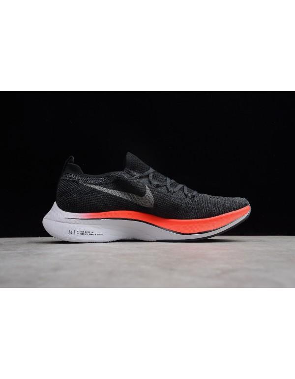 Nike Vaporfly 4% Flyknit Blue Fox/Black-Bright Cri...