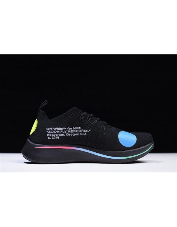 2018 Off-White x Nike Zoom Fly Mercurial Flyknit B...