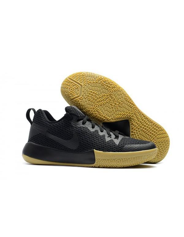 Nike Zoom Live II Black Gum Men's Basketball Shoes...