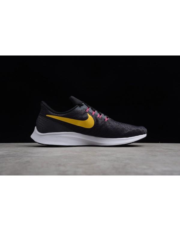 Nike Air Zoom Structure 35 Gridiron/Laser Orange-B...