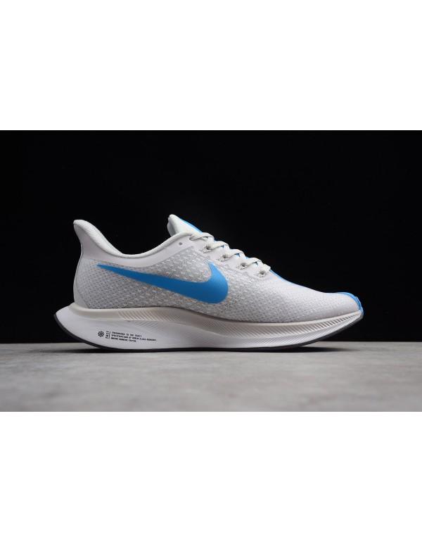 Nike Zoom Pegasus 35 Turbo White/Blue Hero-Vast Gr...