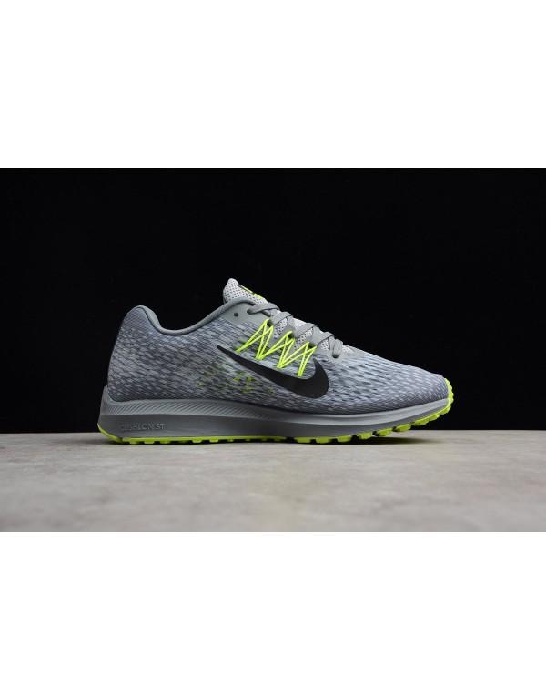 Nike Zoom Winflo 5 Cool Grey/Black/Wolf Grey/Vlot ...