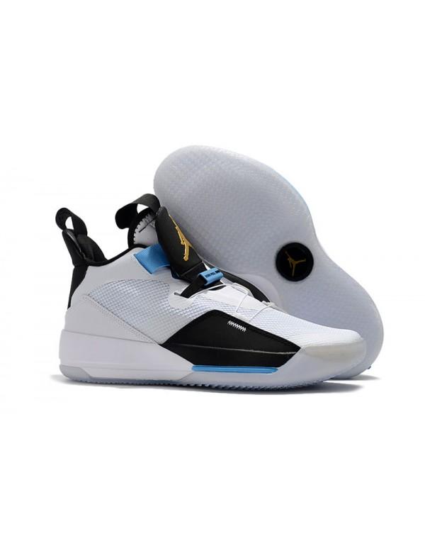 "Air Jordan 33 ""Mike Conley PE"" White/Bla..."