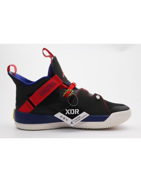 "Air Jordan 33 XXXIII ""Tech Pack"" Black/B..."