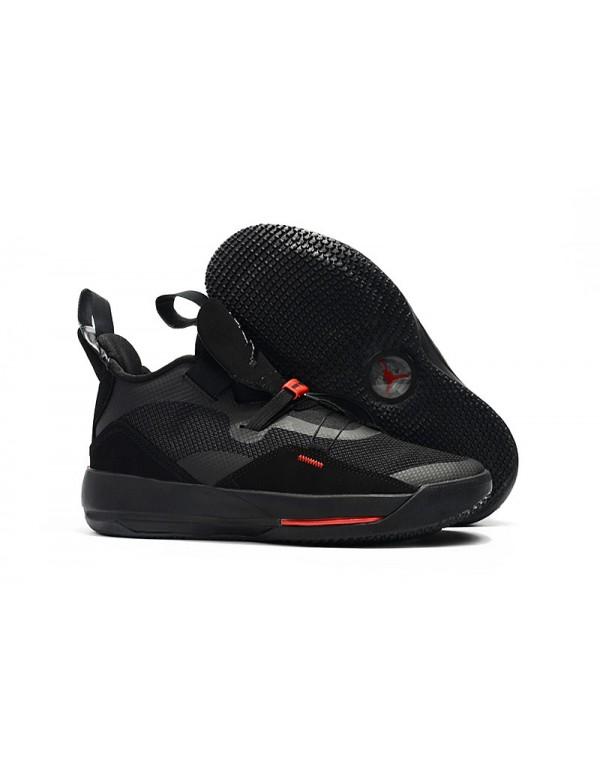 Air Jordan 33 XXXIII Black/University Red