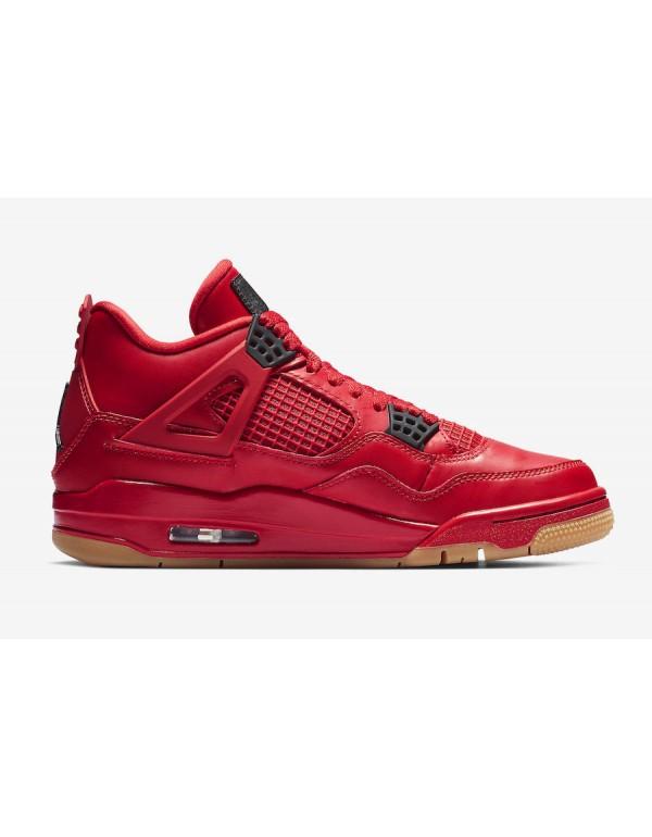 "Air Jordan 4 ""Singles Day"" Fire Red/Summ..."