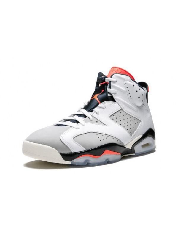 """Air Jordan 6 """"Tinker"""" White/Infrared 23-..."""