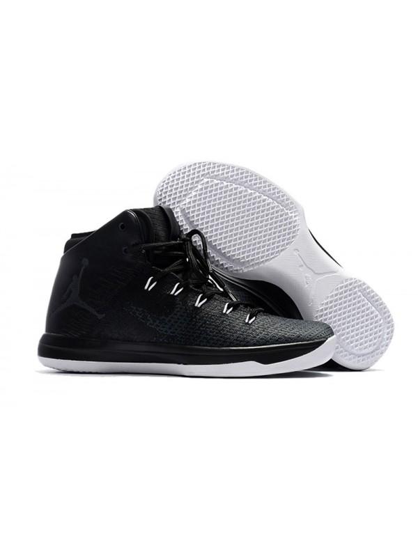 "Air Jordan XXX1 ""Black Cat"" Black/Anthra..."