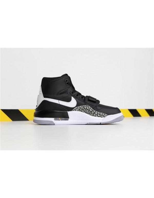 "Don C x Jordan Legacy 312 ""Black Cement""..."