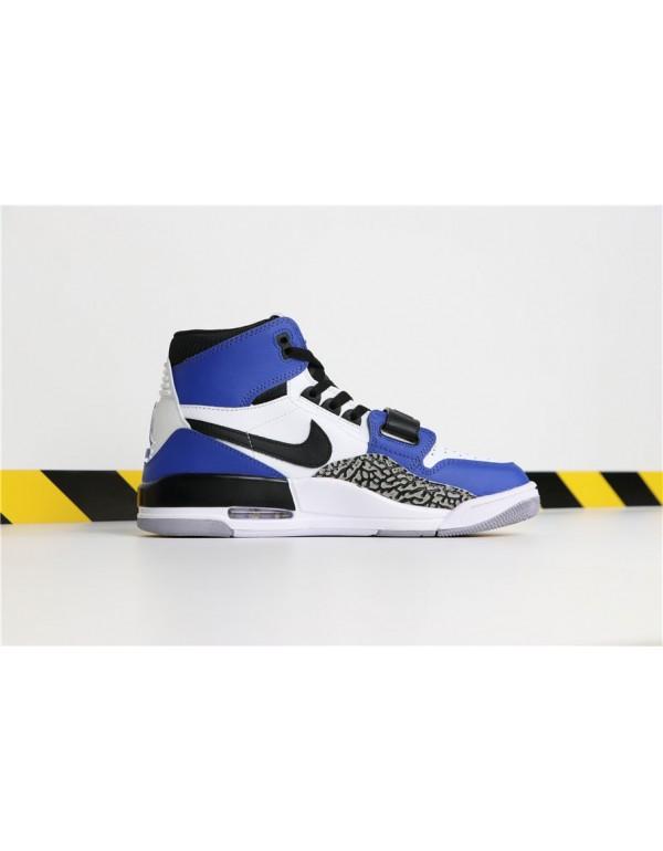 """Don C x Jordan Legacy 312 """"Storm Blue"""" A..."""