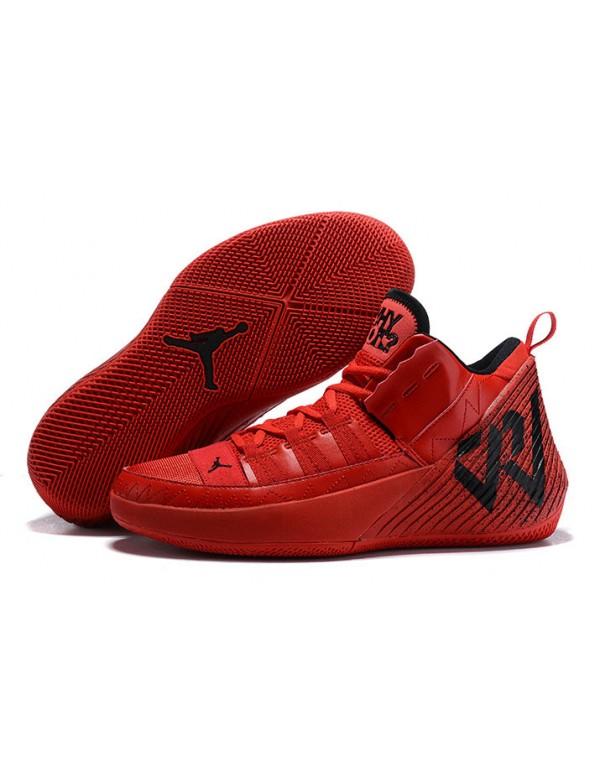 Jordan Why Not Zer0.1 Chaos University Red/Black