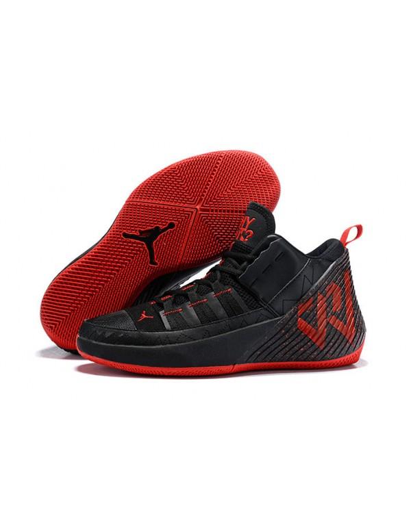 Jordan Why Not Zer0.1 Chaos Black/University Red