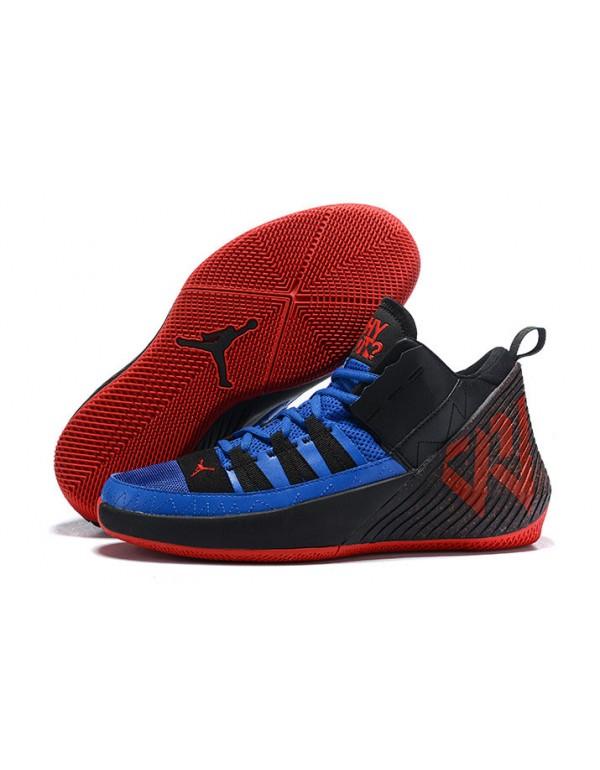 Jordan Why Not Zer0.1 Chaos Black/Royal Blue-Varsi...