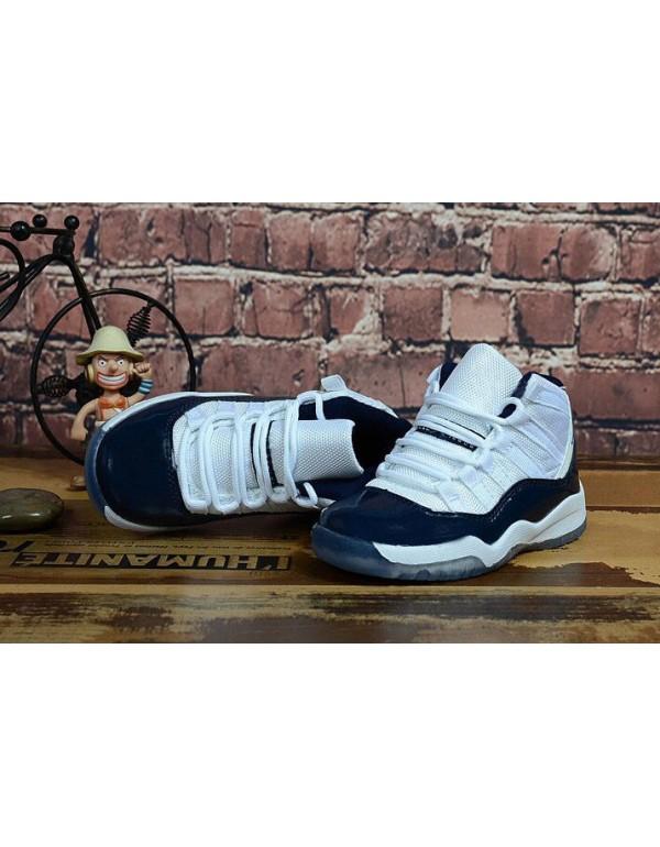 "Kid's Air Jordan 11 ""Win Like '82"" Midni..."