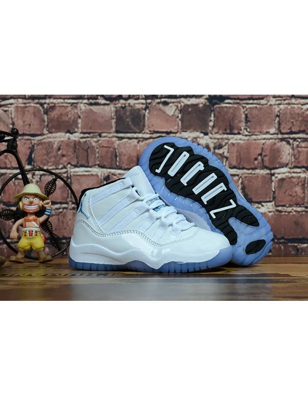 "Kid's Air Jordan 11 ""Legend Blue"""