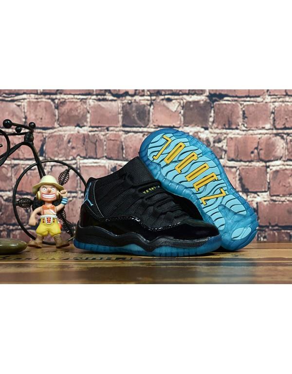 """Kid's Air Jordan 11 """"Gamma Blue"""""""