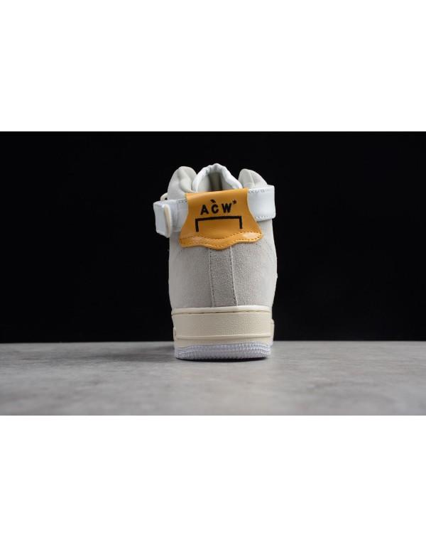 A-Cold-Wall x Nike Air Force 1 High ACW Samuel Ross AQ5644-991