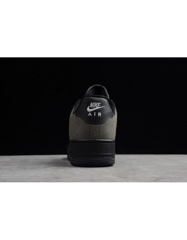 A-Cold-Wall* x Nike Air Force 1 Low Black/Dark Grey-White BQ6924-001