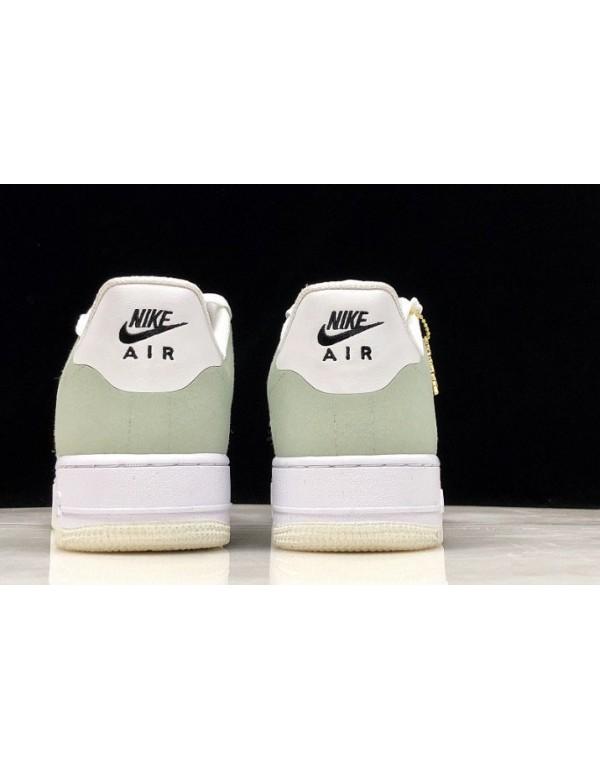 A-Cold-Wall* x Nike Air Force 1 White/Light Green BQ6924-001