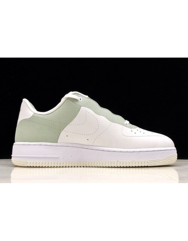 A-Cold-Wall* x Nike Air Force 1 White/Light Green ...
