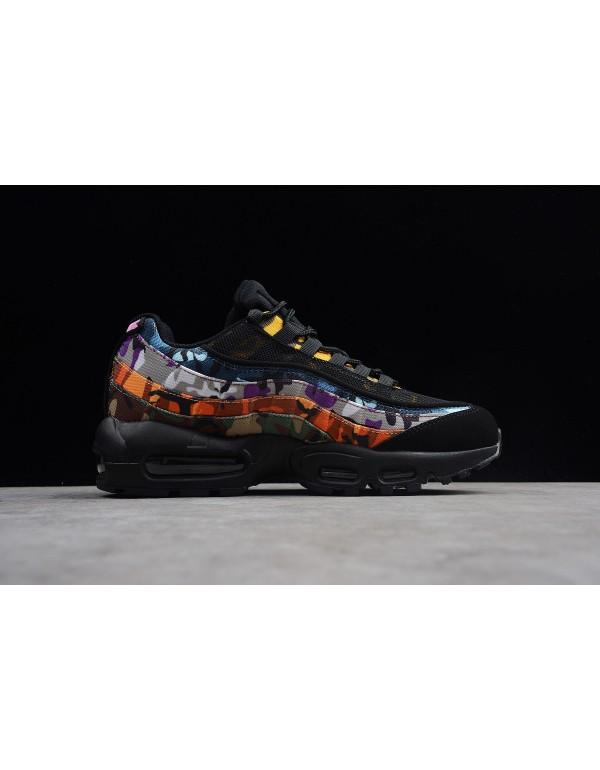 "Nike Air Max 95 ""ERDL Party"" Black/Multi..."