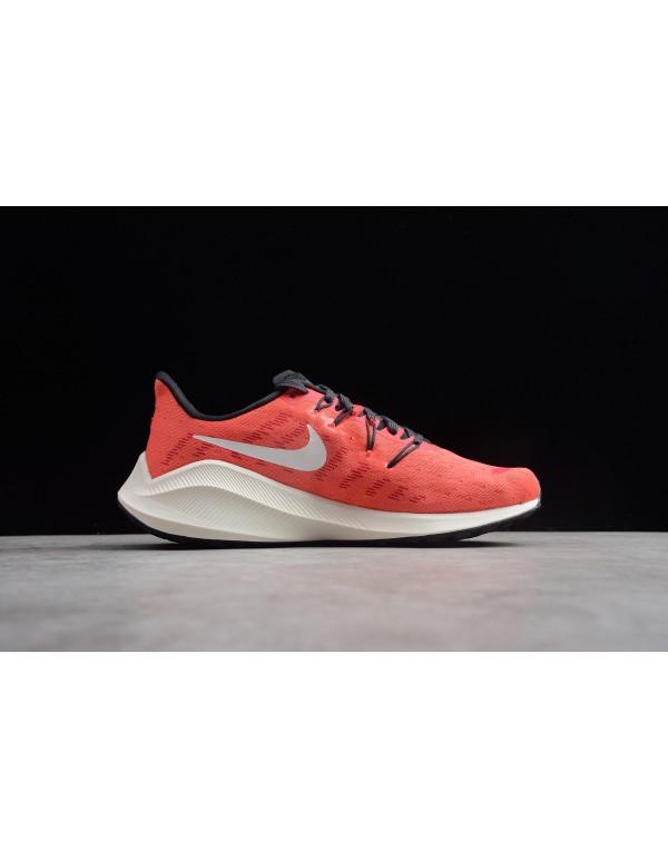 Womens Nike Air Zoom Vomero 14 Red/Black-Sail AH78...