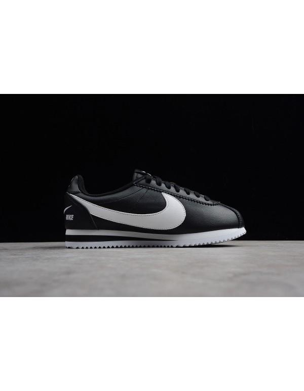 Nike Classic Cortez Premium Black/White 807480-004