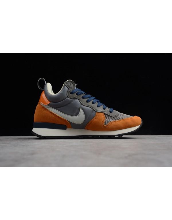 Nike Internationalist Mid Light Ash/Copper Flash/S...