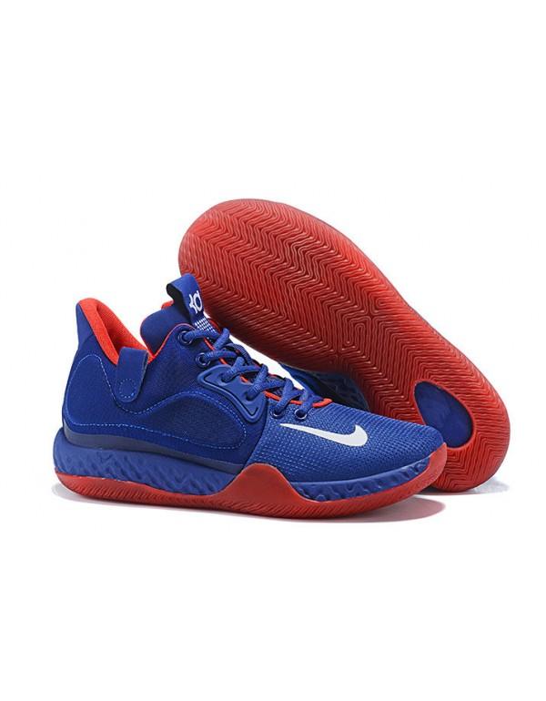 Nike KD Tery 6 Royal Blue/Varsity Red-White