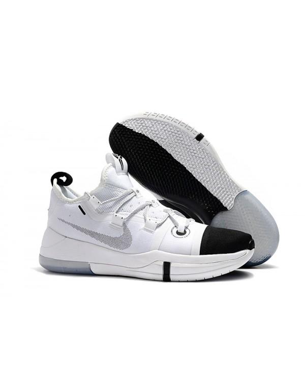 """Kobe Bryant Nike Kobe AD """"Black Toe"""" Whi..."""