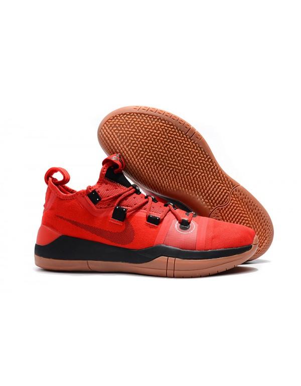Kobe Bryant Nike Kobe AD University Red/Black-Gum