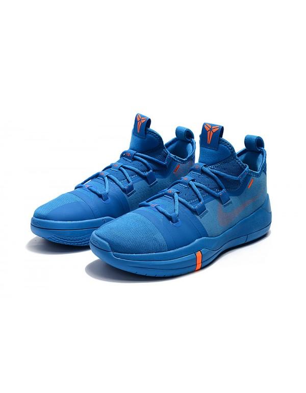 Kobe Bryant Nike Kobe AD Royal Blue/Orange