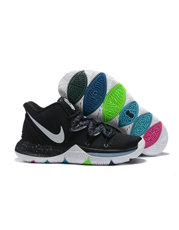 "Nike Kyrie 5 ""Black Magic"" Multi-Color A..."