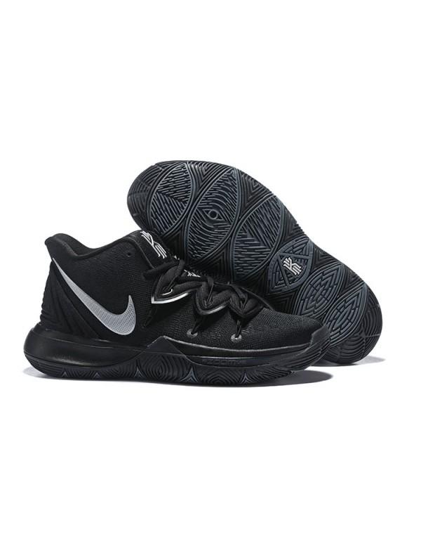 Nike Kyrie 5 Black/Metallic Silver