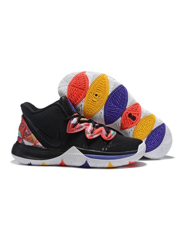 Nike Kyrie 5 Black/Multi-Color