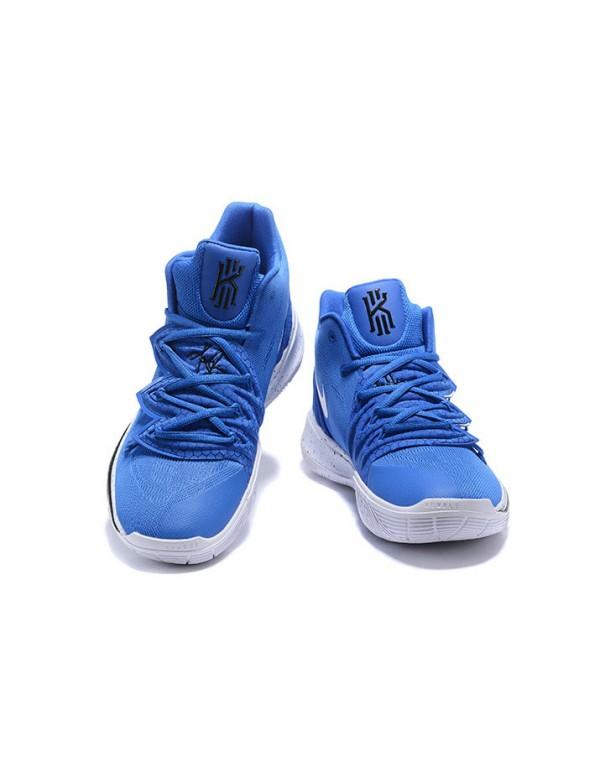 "Nike Kyrie 5 ""Blue Devils"" Blue/White-Bl..."