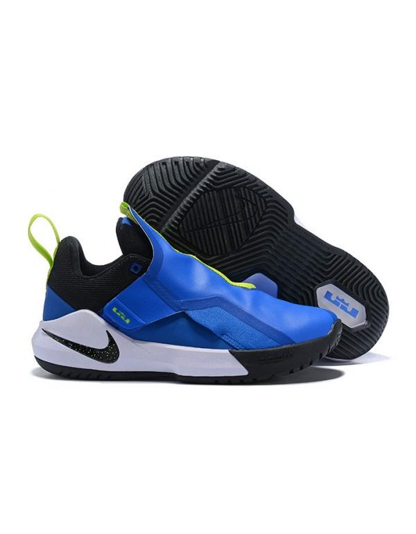 Nike LeBron Ambassador 11 Royal Blue/Black/Green/W...
