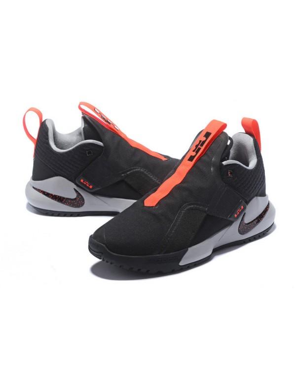 Nike LeBron Ambassador 11 Black/Red-Grey