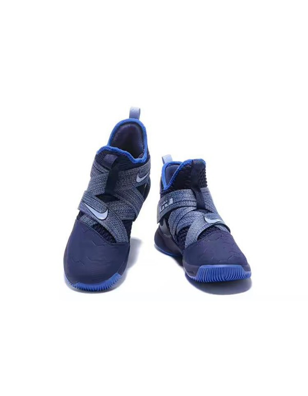 "Nike LeBron Soldier 12 ""Anchor"" Blackene..."