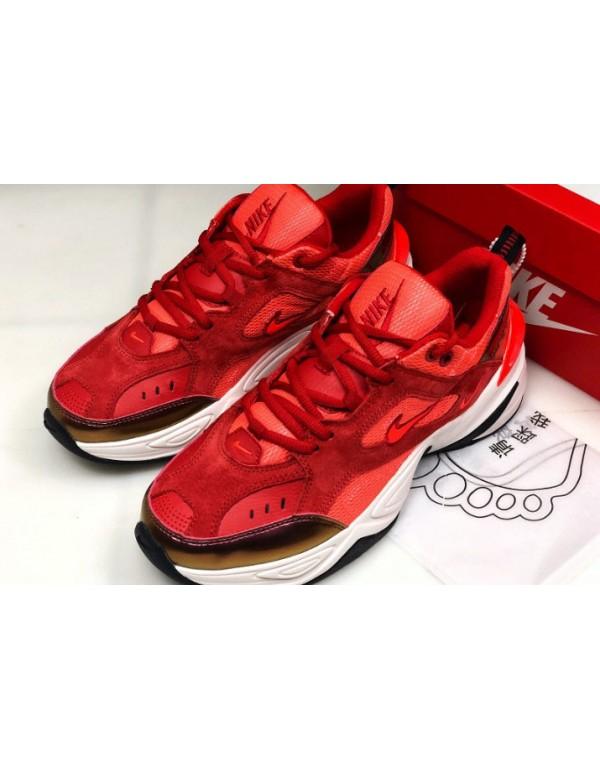 "Nike M2K Tekno ""Red Suede"" University Re..."