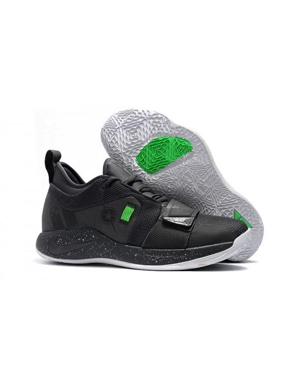 Nike PG 2.5 Dark Grey/Bright Green BQ8452-007